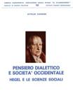Ebook Danese Di Nicola pensiero dialettico