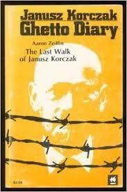 """"""" Diario del ghetto"""", di Janusz Korczak, pseudonimo di Henryk Goldszmit."""