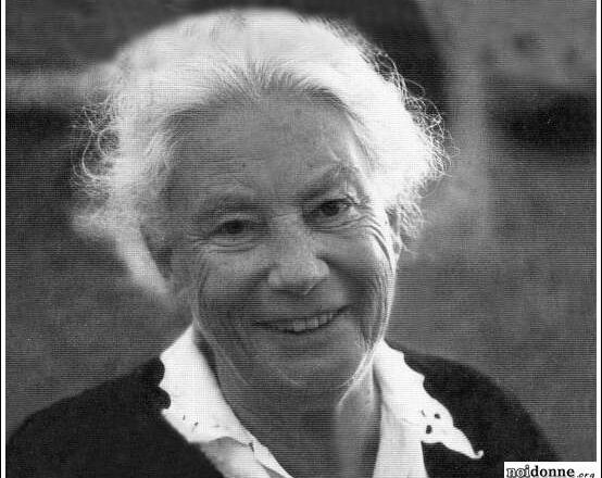 Joyce Lussu, una Sibilla del '900