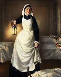 Florence Nightingale: la signora con la lampada